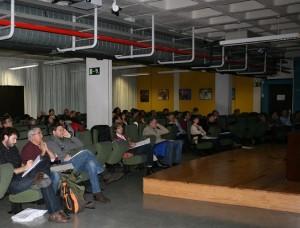 Público asistente web