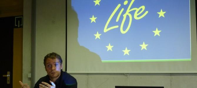 Jornada técnica del proyecto LIFE-Regadi-OX 24/02/16