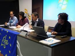 Firma del convenio de colaboración entre Fundagro y TEDER en el marco de los proyectos LIFE+ Regadi-OX y EURENERS3