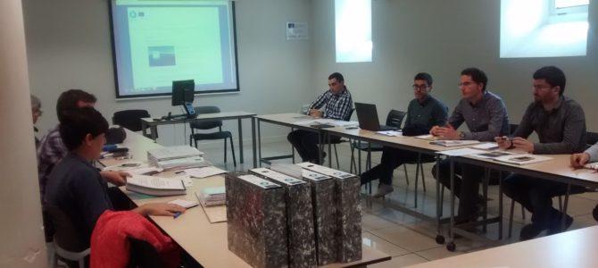 Reunión de consorcio del proyecto Regadi-OX