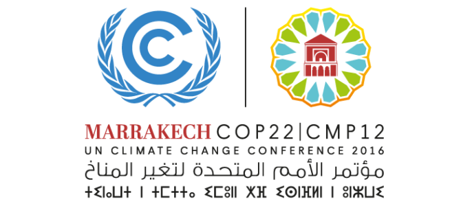 EL LUNES 7 NOV COMIENZA LA CUMBRE DEL CLIMA COP22 MARRAKECH